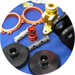 Components for structual parts