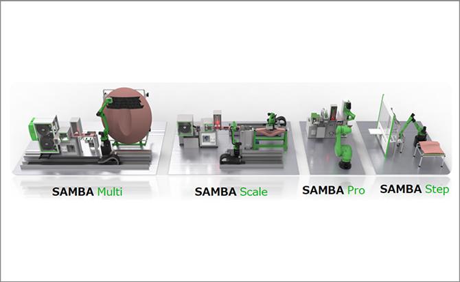 SAMBAシリーズ
